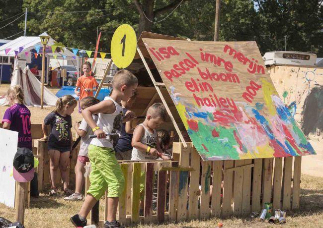 Beperkte toegang Elzenhoekpark en losloopterrein tijdens kindervakantieweek