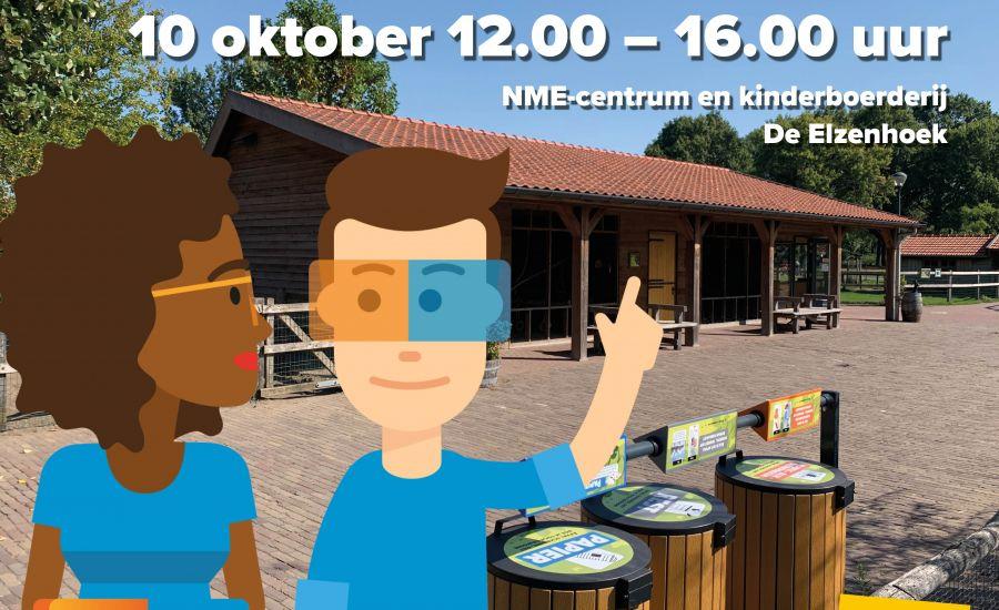 Dag van de Duurzaamheid kinderboerderij de Elzenhoek