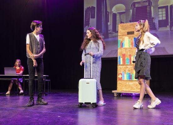 Laatste groep 8-musicals in De Lievekamp