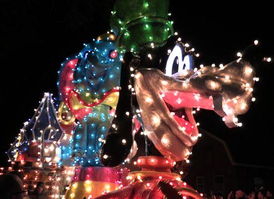 Knollenrijk Verlicht tijdens Carnaval 2021