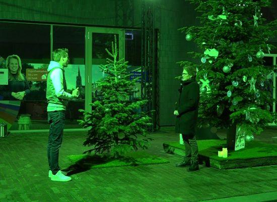 Kerstspecial: de Bergse boom van verbinding