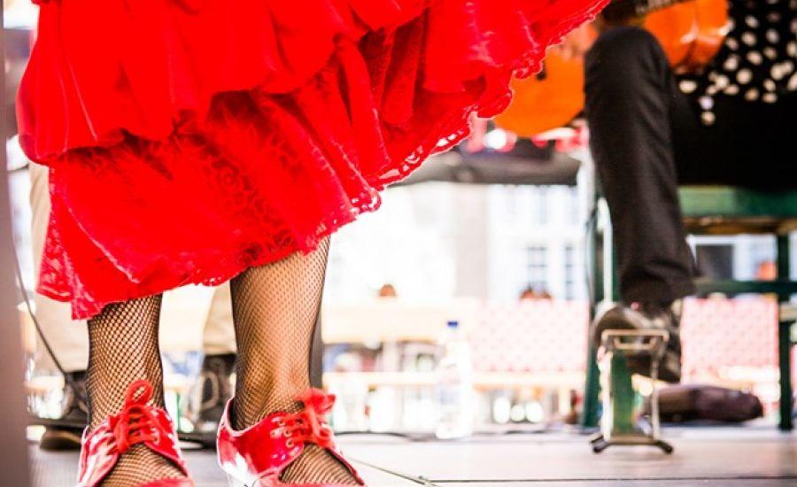 Flamenco concert in Ravenstein