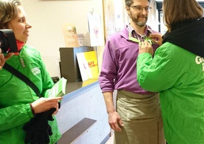 GroenLinks Oss zoekt groene initiatieven voor de uitreiking van een GroeneLintje