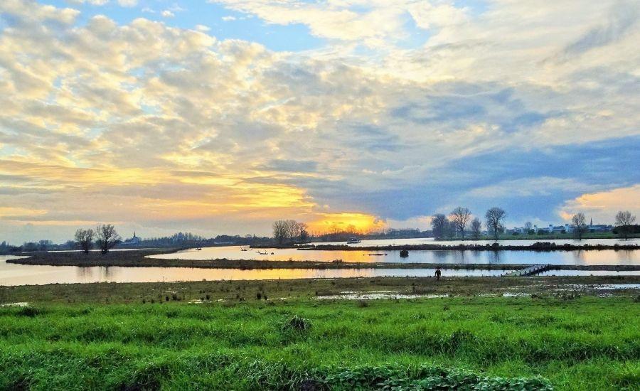 Lezing over riviernatuurgebied De Hemelrijkse Waard