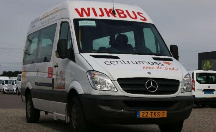 Wijkbus gaat vanaf 3 augustus weer rijden