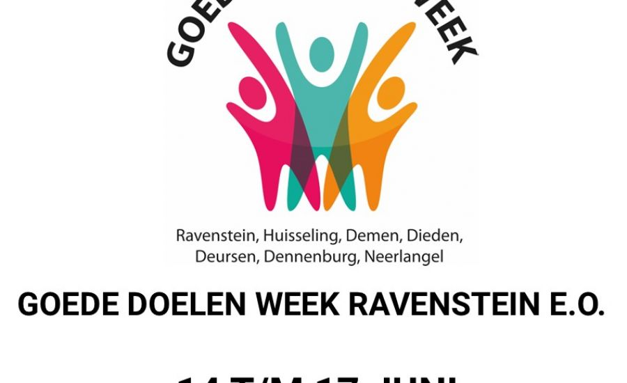 Goede Doelen week Ravenstein