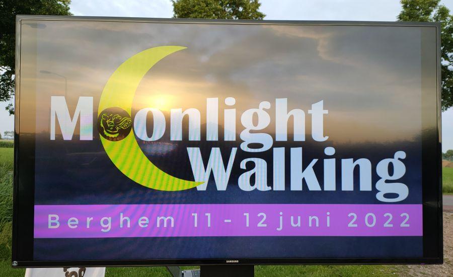 Stichting Berghem tegen kanker komt met Moonlight Walking