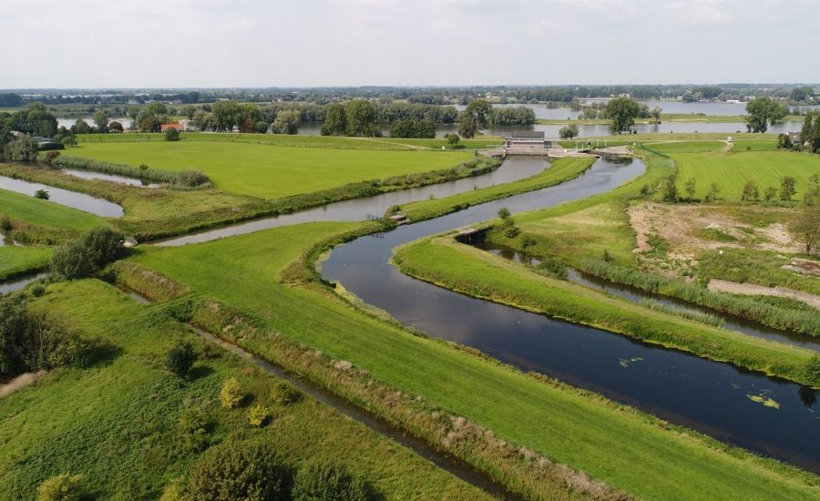 Definitieve gunning project Meanderende Maas aan Boskalis Nederland