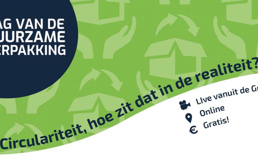 Dag van de duurzame verpakking op 7 juni