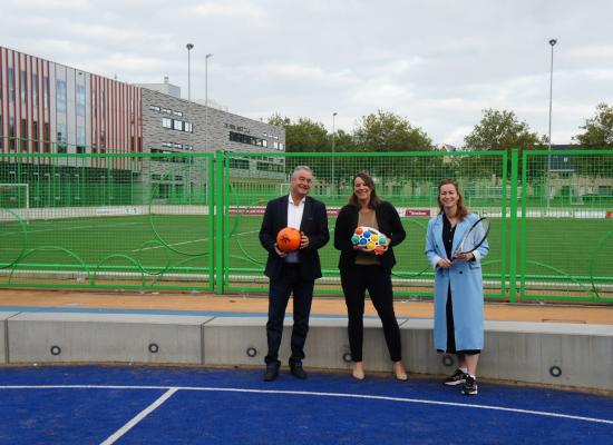 UniK gaat samenwerken met Sport Expertise Centrum