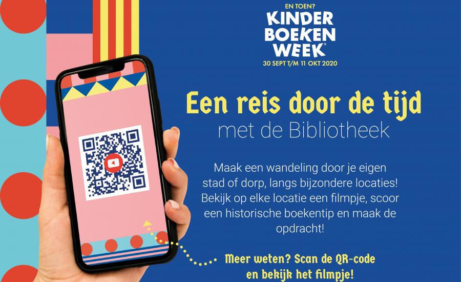 Kinderboekenweek 'En Toen' in de Bibliotheek