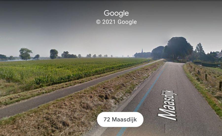Osse Maasdijk zaterdag dicht