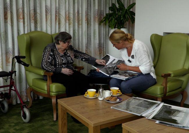 Herinneringen ophalen met mensen met dementie