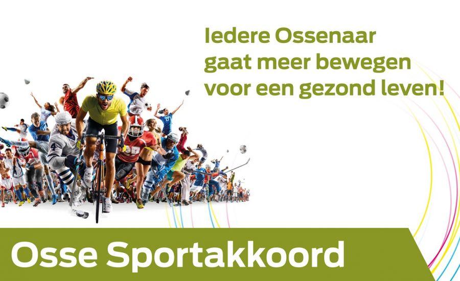 Vijf organisaties ontvingen stimuleringsbudget vanuit Osse Sportakkoord