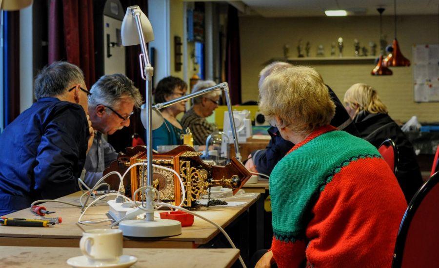 Repair Café Oss blijft in 2020 gesloten