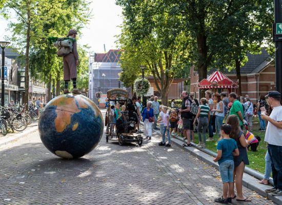 Muzelinck organiseert op 19 september 2021 Fantastival De Parade.
