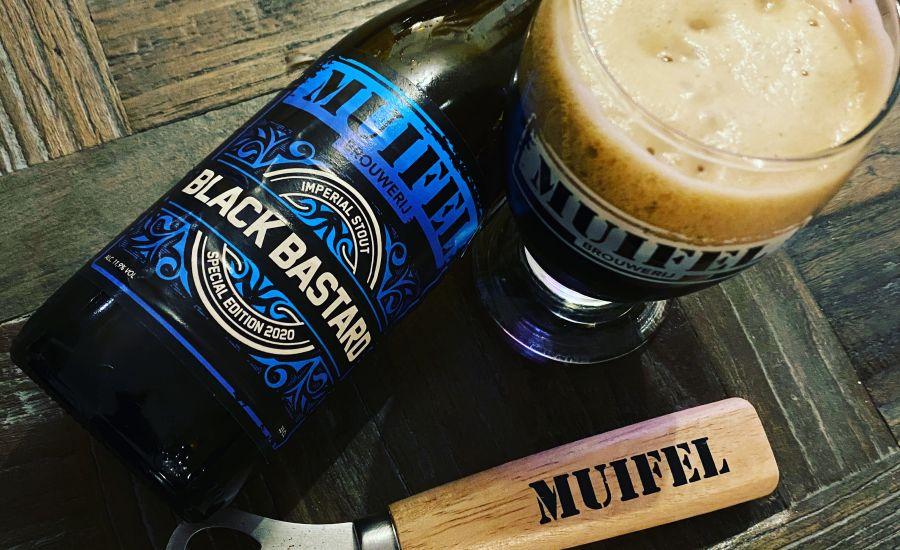 Muifelbrouwerij behaalt tweede plaats  als Brabants Lekkerste Bier 2020