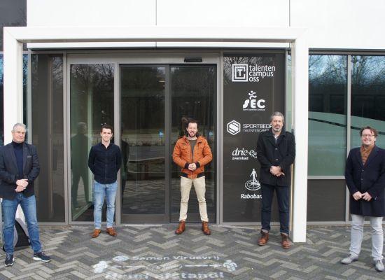 Filios Scholengroep, SAAM en het Sport Expertise Centrum verlengen samenwerking tot en met 2024