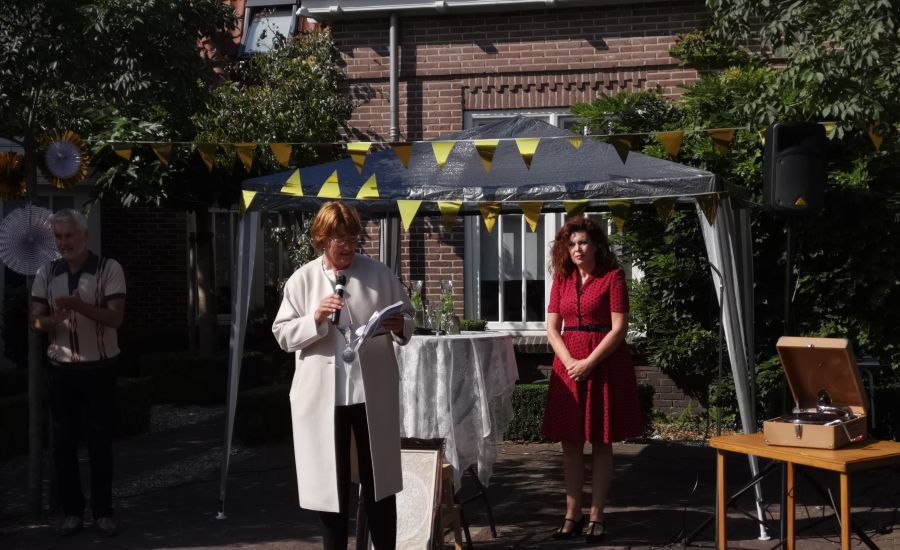 100 jaar Dr. Hermanslaan