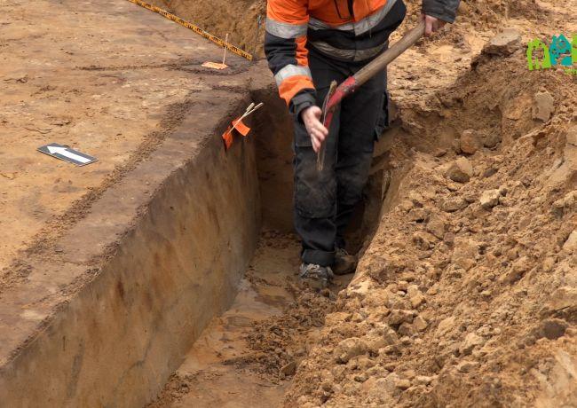 Historische resten gevonden in Schadewijk