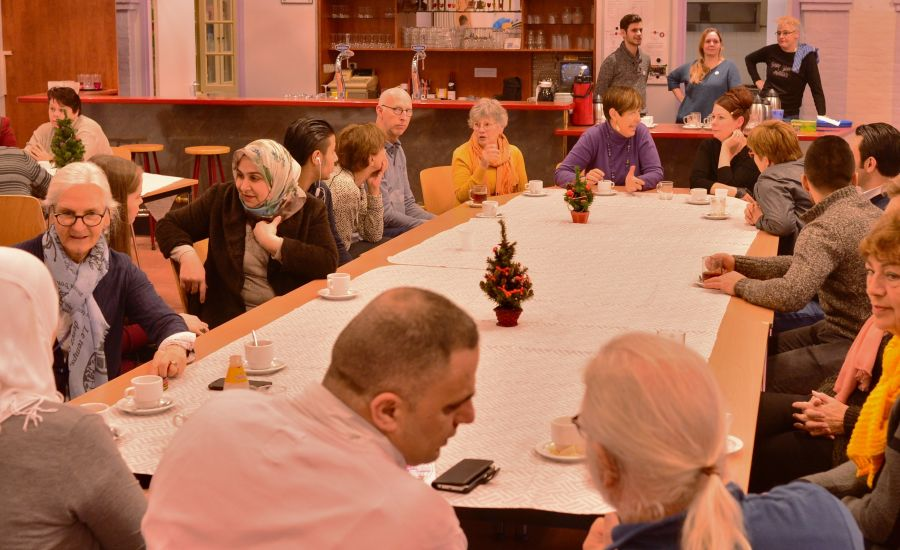 Jarig Thuis in Oss organiseert speciale lustrumeditie van Meet & Eat