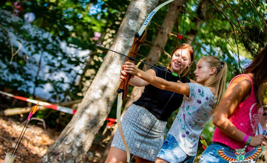 Magisch Hoessenbosch betovert kinderen op befaamde familiedag