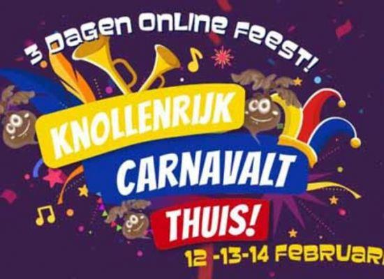 Zoektocht naar wagenbouw(st)er van het jaar bij Knollenrijk Carnavalt Thuis